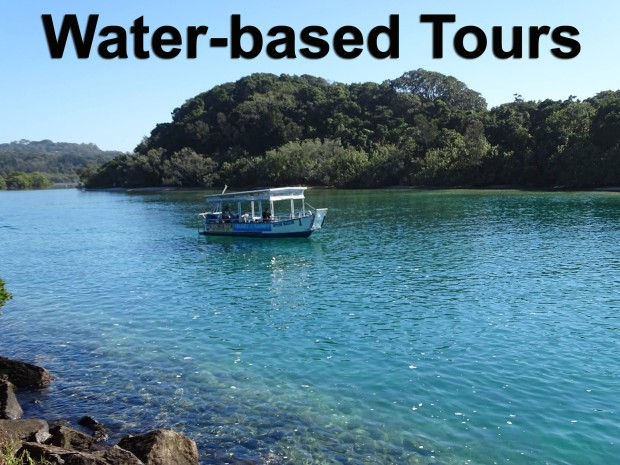 Water-based tours