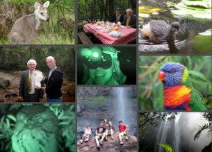 Yowie Tour and Night Vision Walk Package